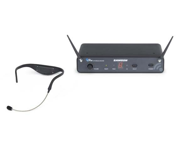 Samson Airline 88 AH8 trådløstheadset-mikrofon-sæt