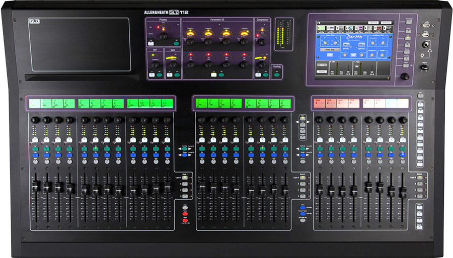 Allen&Heath GLD-112 digitalmixer