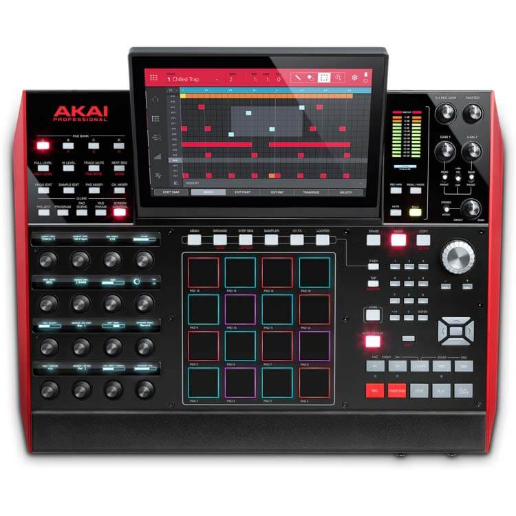 Image of   Akai MPC X