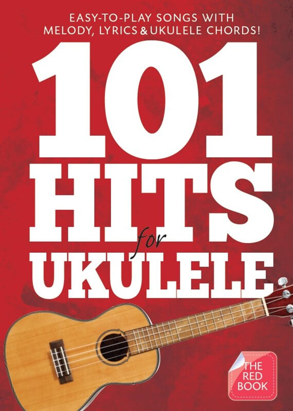 101 hits for Ukulele lærebog