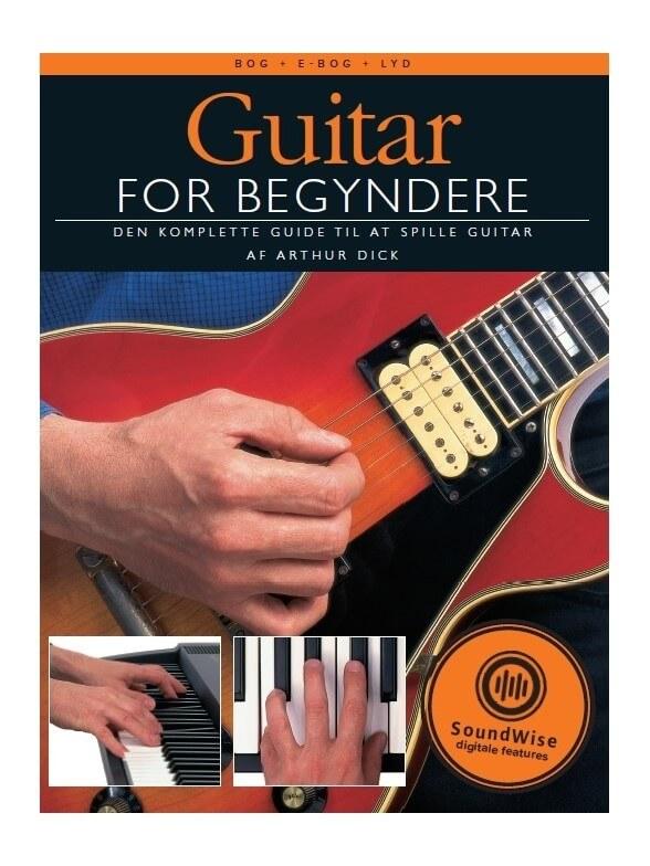 Guitar for begyndere bog, e-bog og lyd