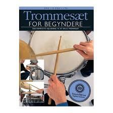 Image of   Trommesæt for begyndere bog, e-bog og lyd