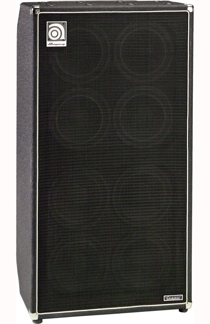 Ampeg Classic SVT 810E basforstærker-kabinet