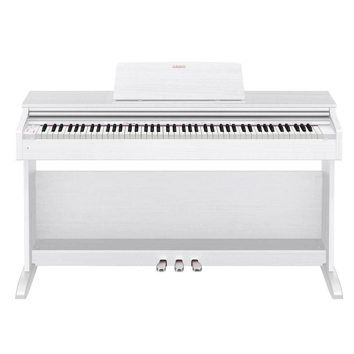 Image of   Casio AP-270 WE el-klaver hvid