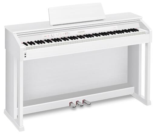 Casio AP-460-WE el-klaver hvid