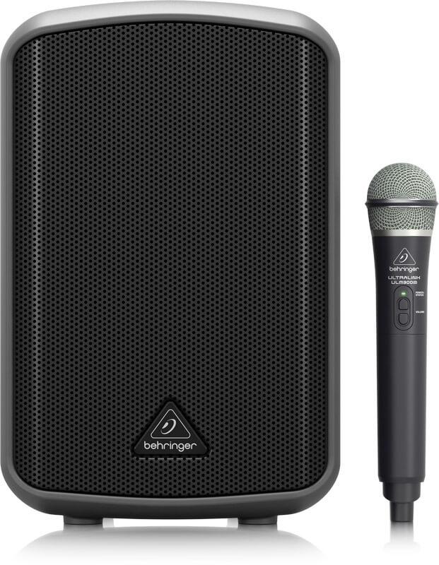 Behringer MPA100BT transportabelt anlæg m/ trådløs mikrofon