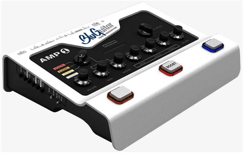 BluGuitar AMP1 guitar-forstærker-top