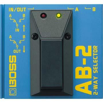 Billede af Boss AB-2 A/B-pedal