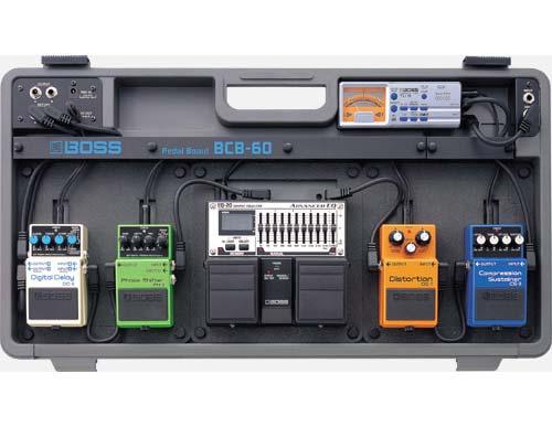 Boss BCB-60 pedal-kuffert