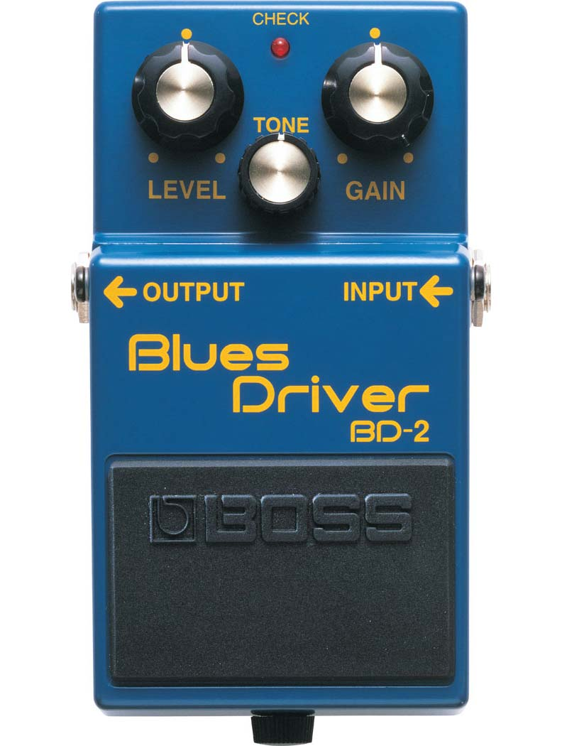 Boss BD-2 Blues Driver guitarpedal