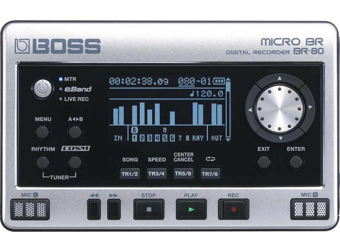 Boss BR-80 digitaloptager