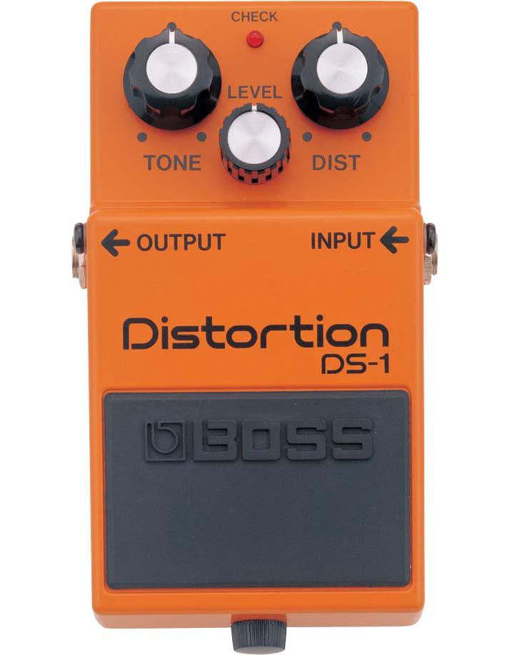 Billede af Boss DS-1 Distortion guitarpedal