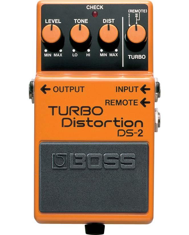 Billede af Boss DS-2 Distortion guitarpedal