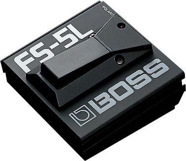 Boss FS-5L fodkontakt