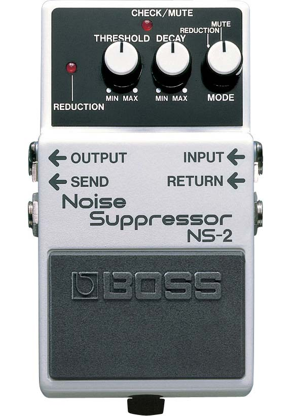 Boss NS-2 Noise Suppressor guitarpedal