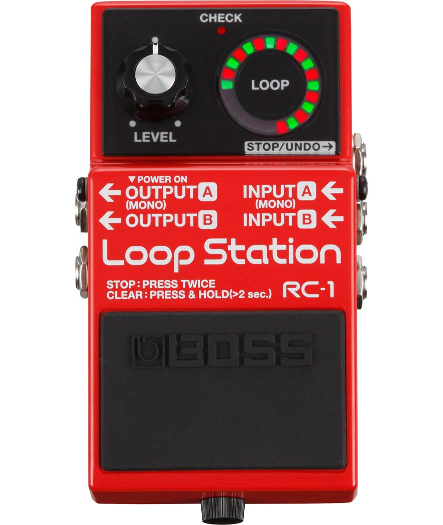 Boss RC-1 Loop Station guitarpedal