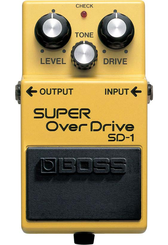Boss SD-1SuperOverdrive