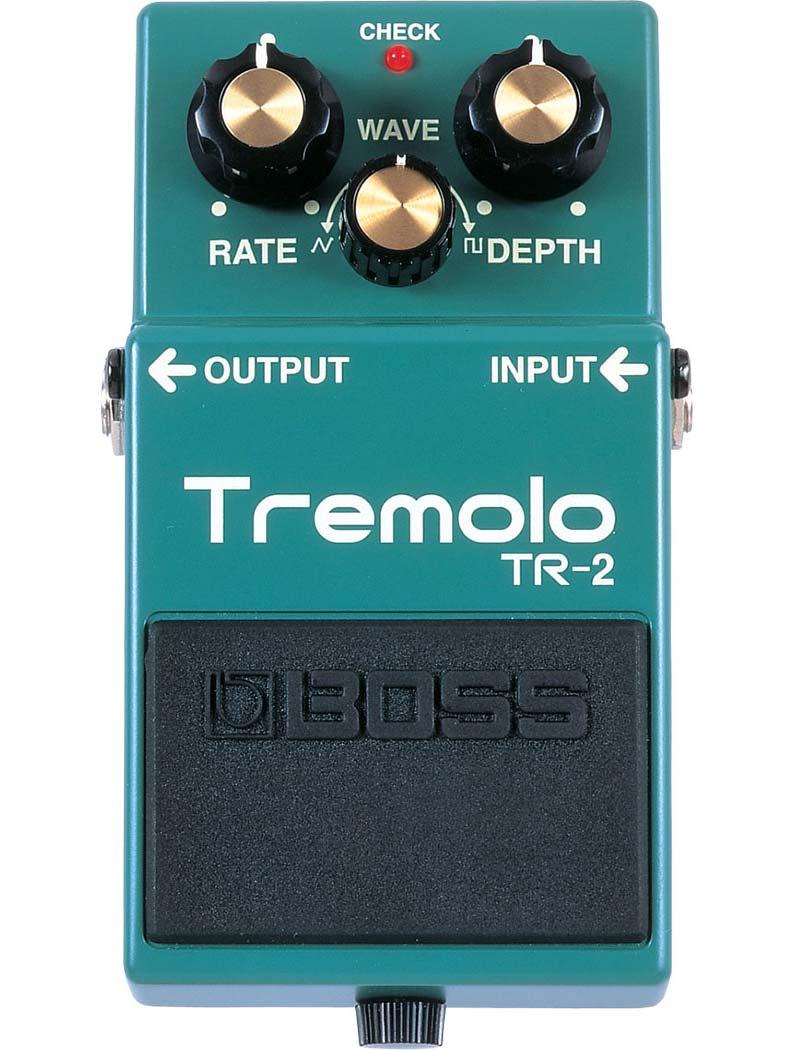 Boss TR-2 Tremolo guitarpedal