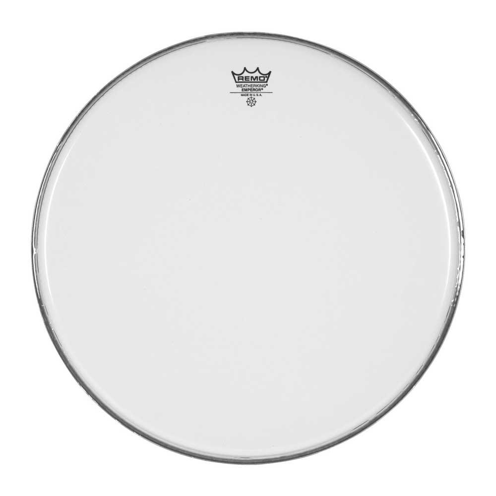 Image of   Remo BR-1220-00 Ambassador 20 White Smooth stortrommeskind