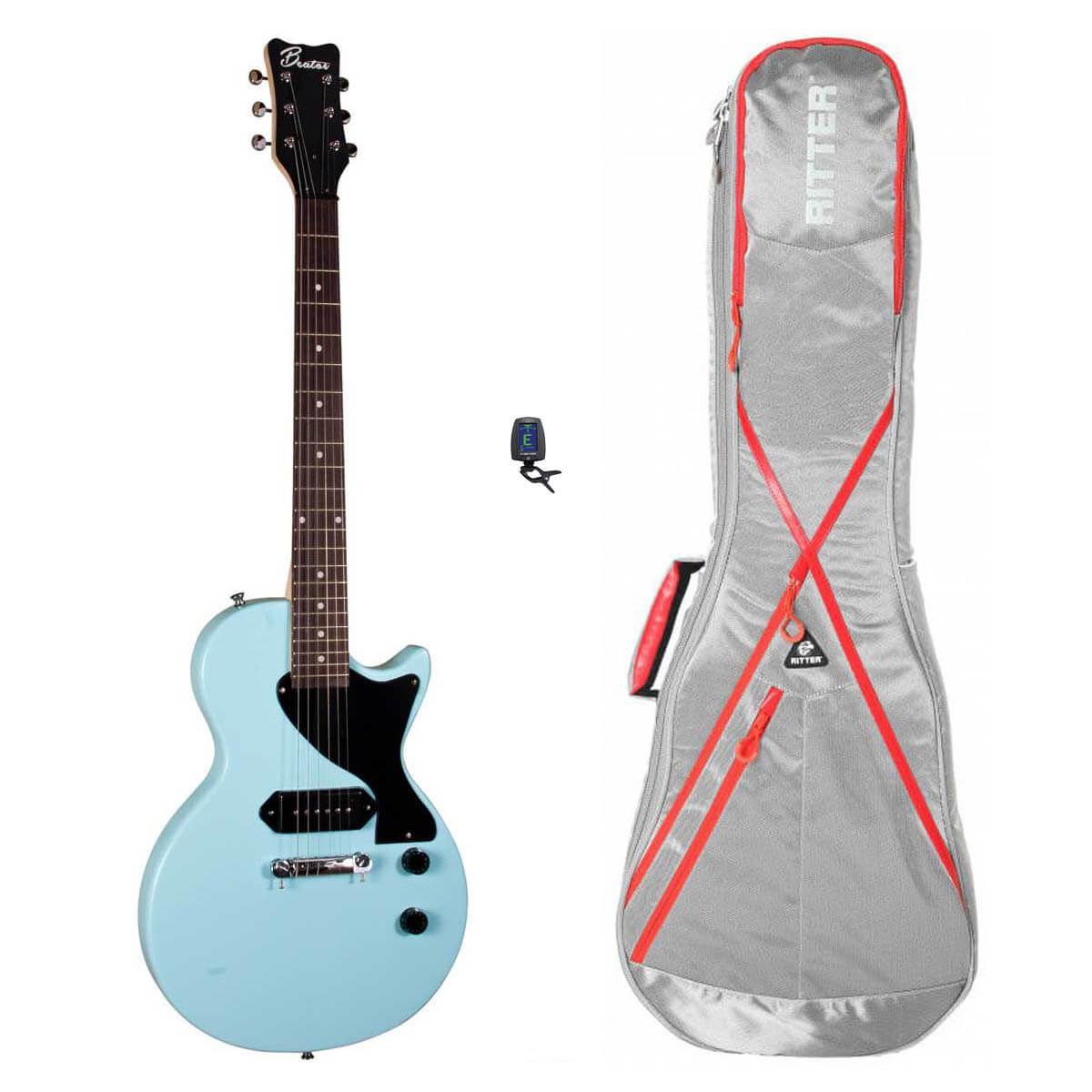 Image of   Beaton Leshan 19 LB el-guitar pakke