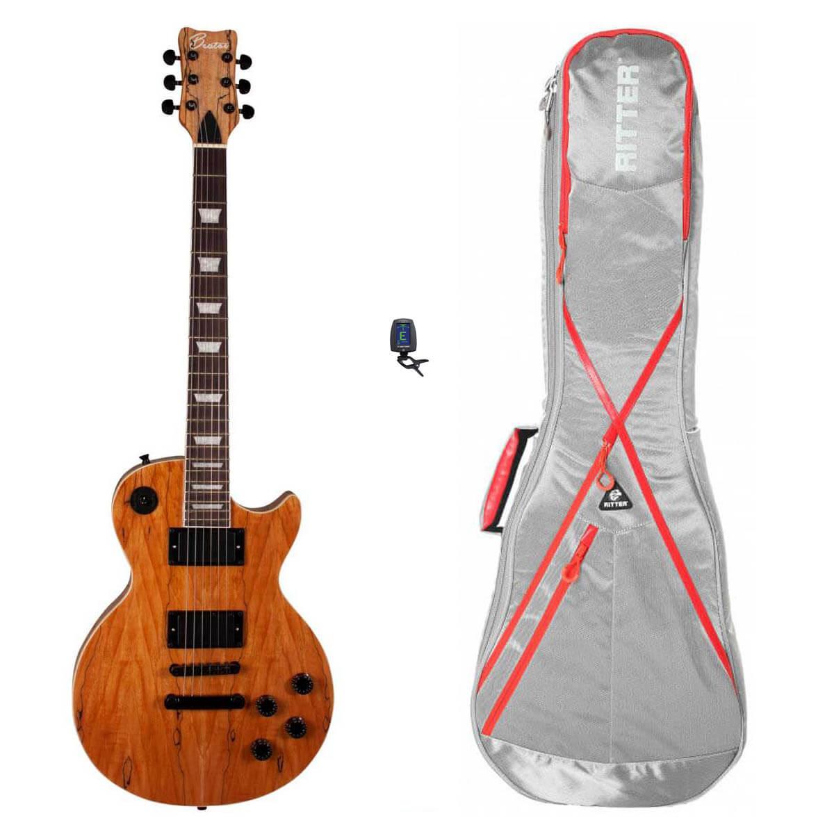 Image of   Beaton Leshan 26 NA el-guitar pakke