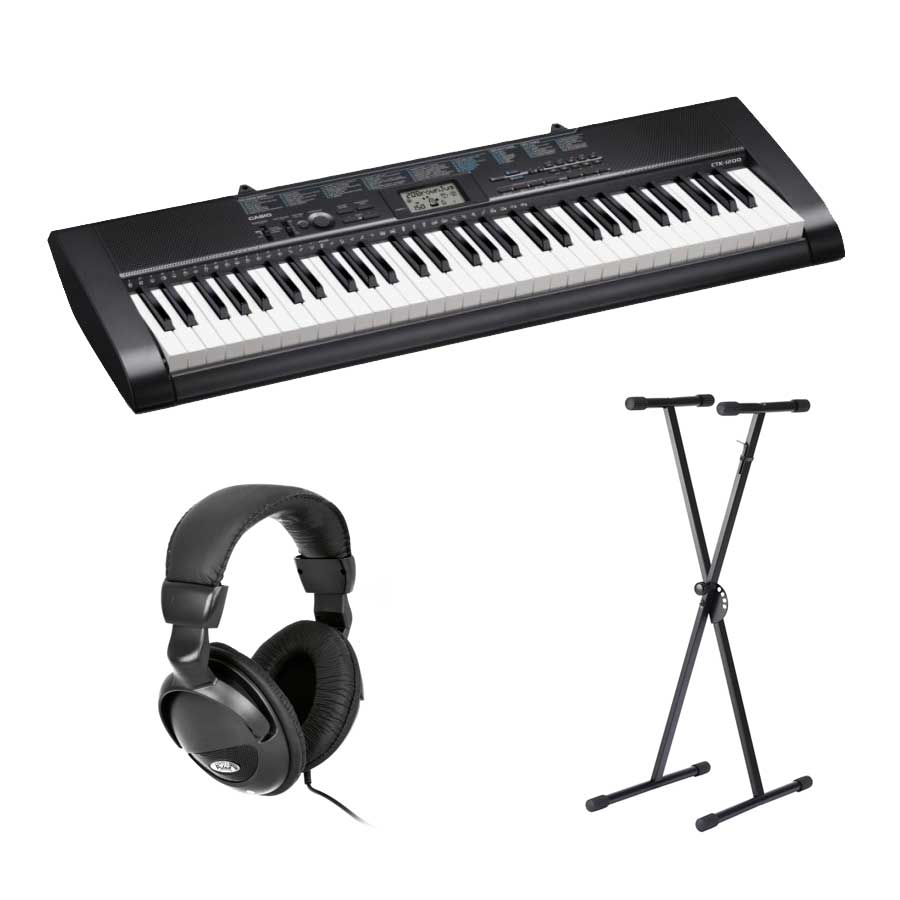 Billede af Casio CTK-1200 keyboardPAKKELØSNING