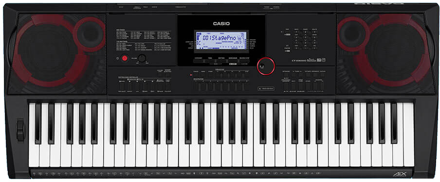 Image of   Casio CT-X3000 keyboard
