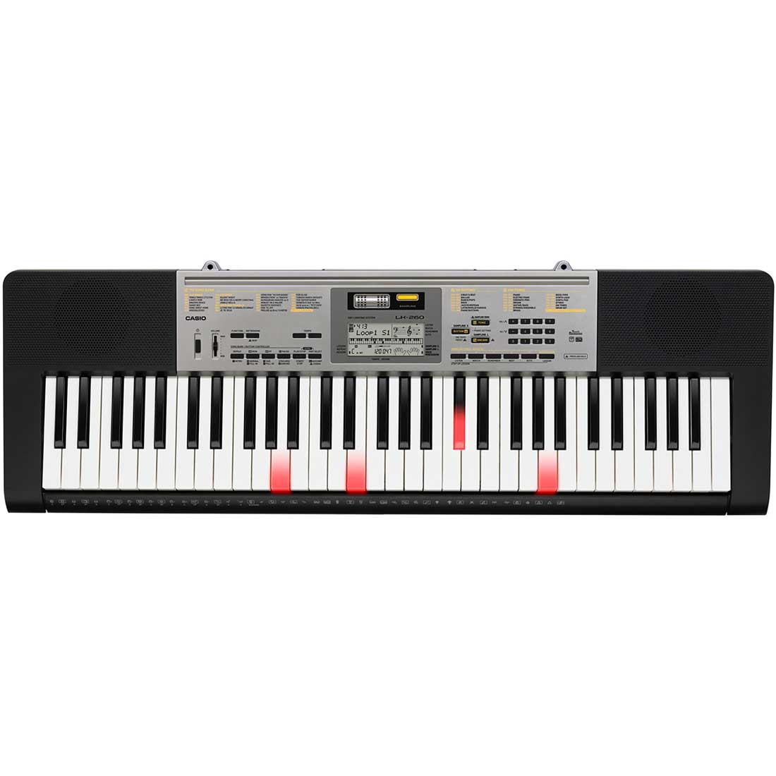 Image of   Casio LK-125 keyboard