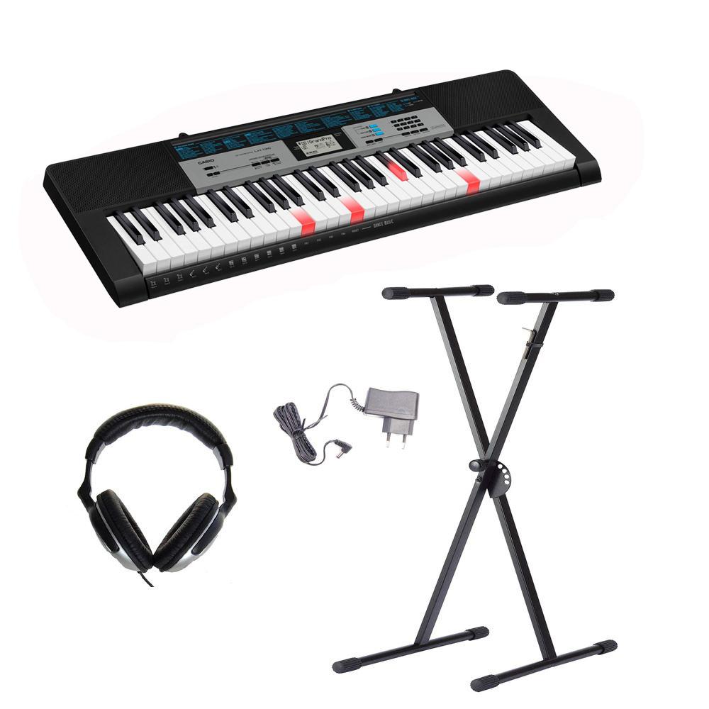 Casio LK-136 Keyboard Pakkeløsning