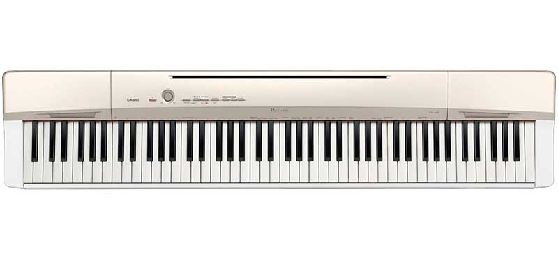 Casio PX-160-GD el-klaver guld