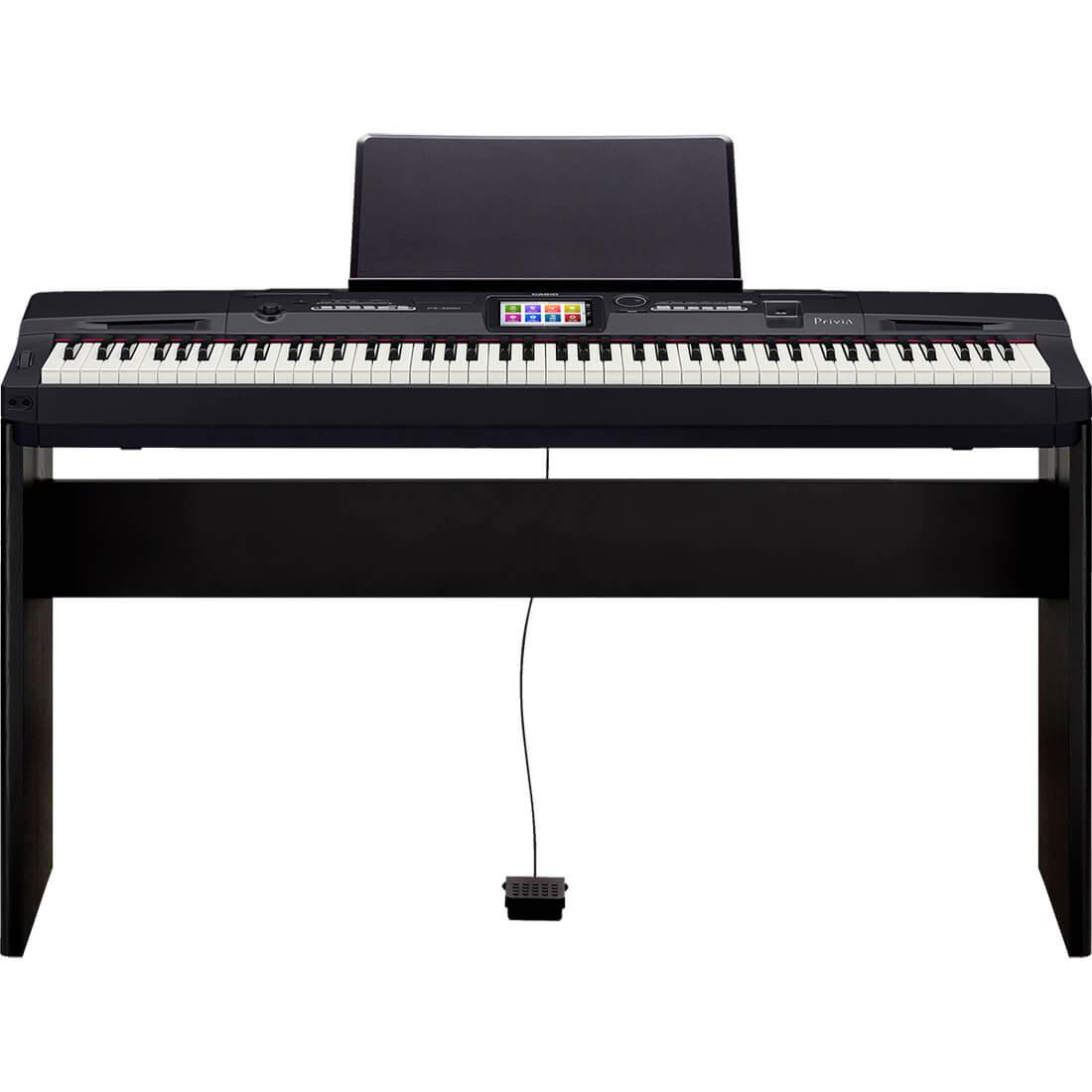 Casio Privia PX-360 MBK el-klaver med CS-67 BK ben