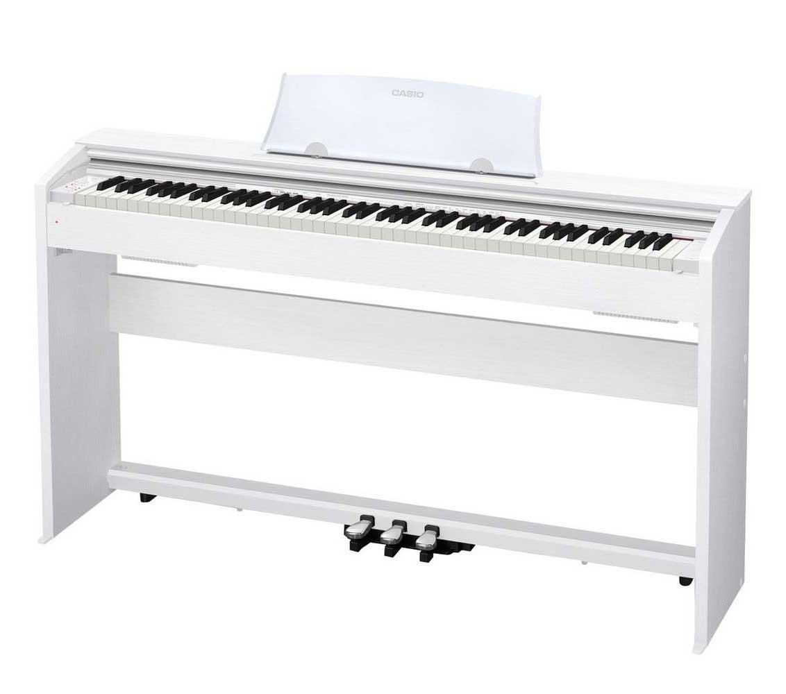 Image of   Casio PX-770 WE el-klaver hvid