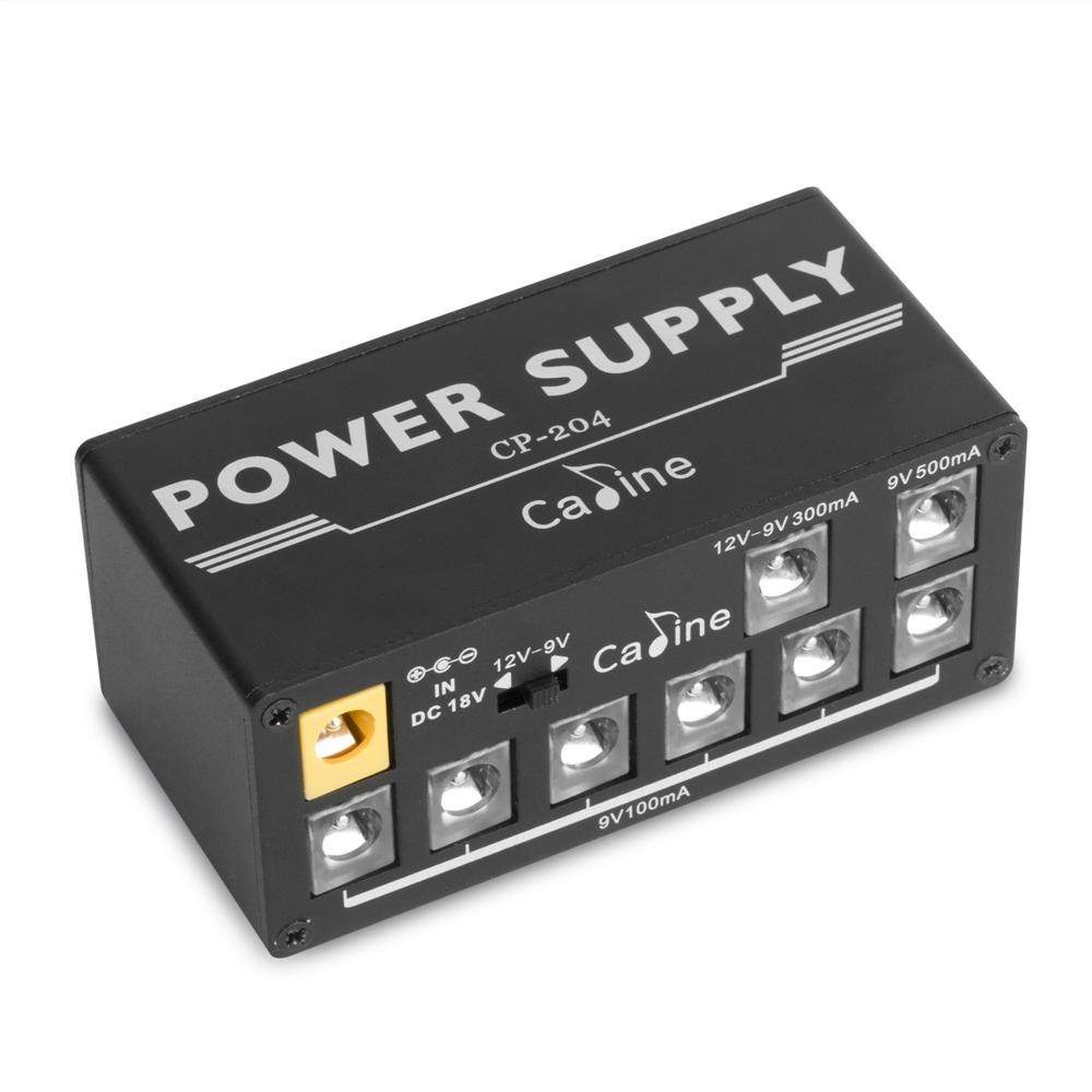 Image of   Caline CP-204 Mini Power multi-strømforsyning