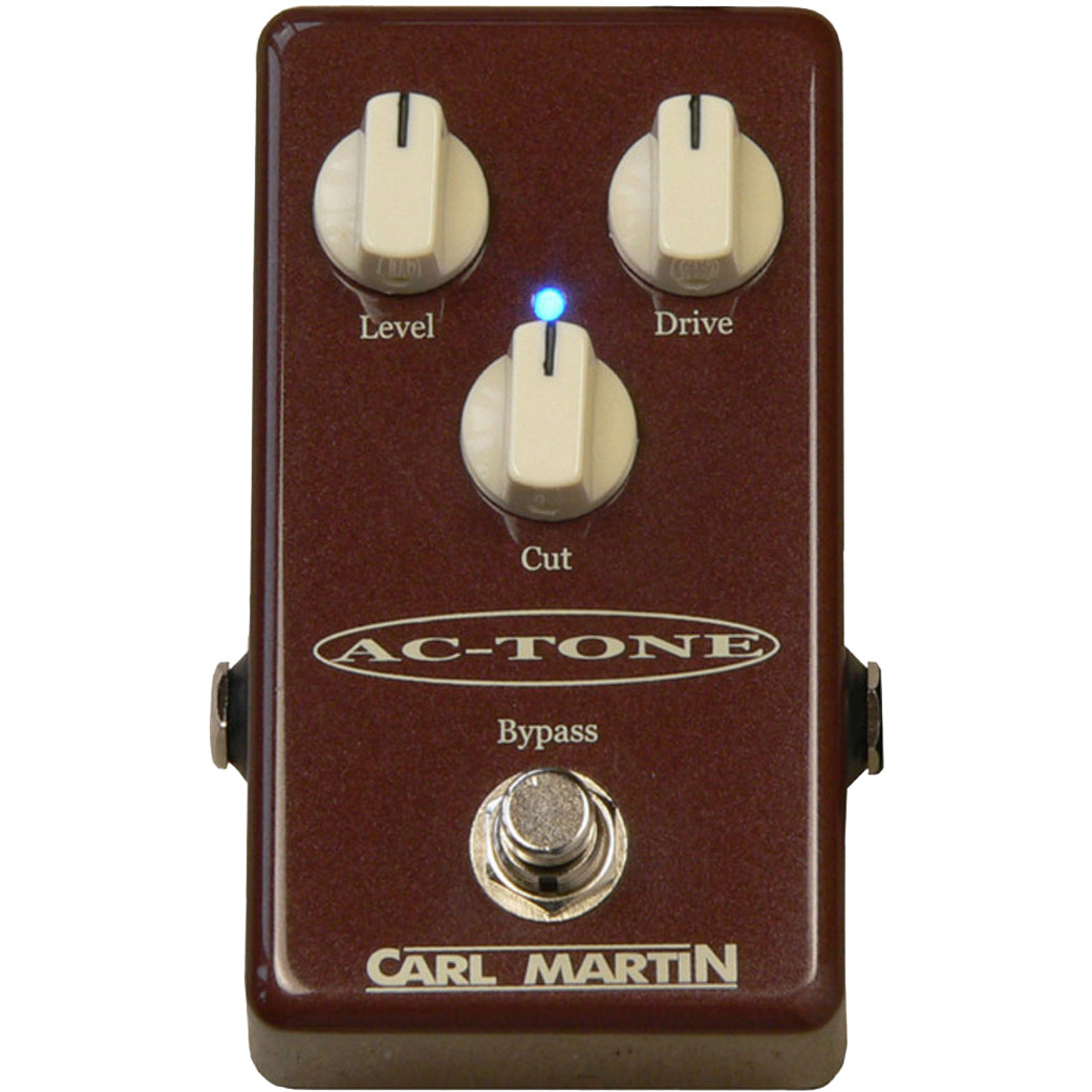 CarlMartin SingleAC-Tone guitarpedal
