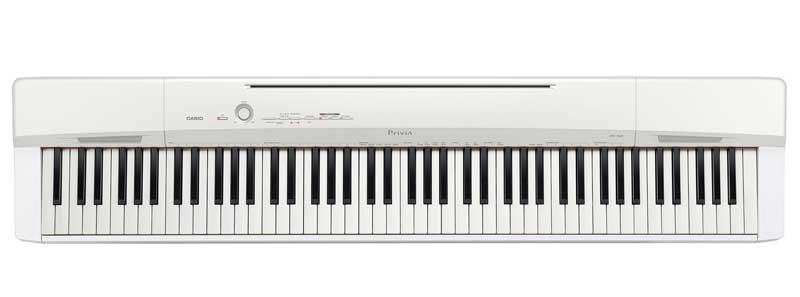 Image of   Casio PX-160-WE el-klaver hvid