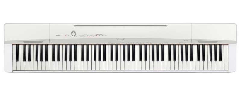 Casio PX-160-WE el-klaver hvid