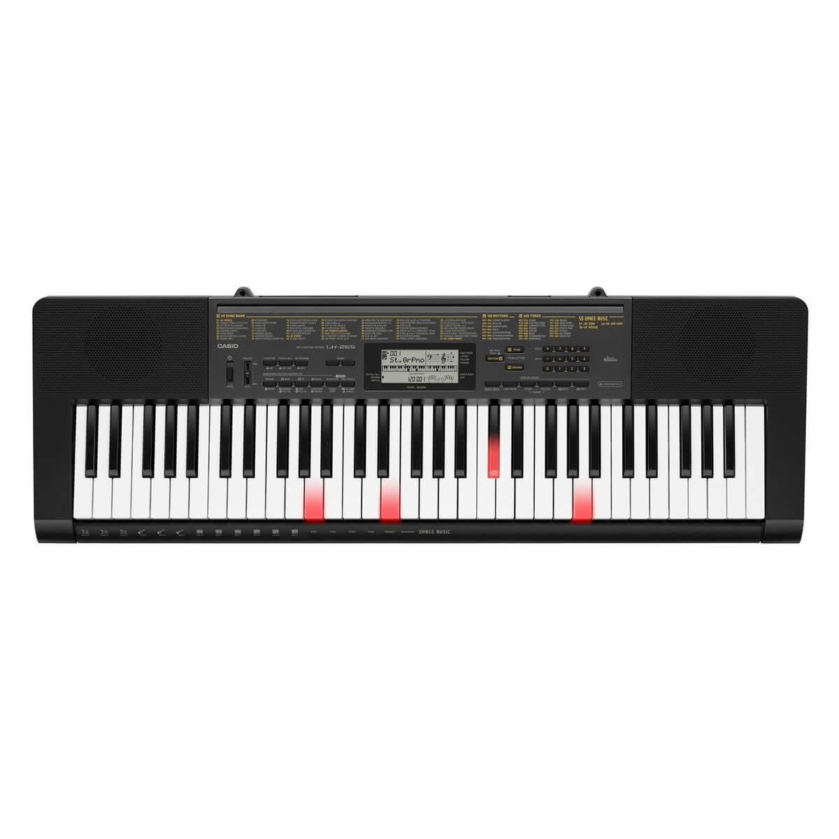 Casio LK-265 keyboard