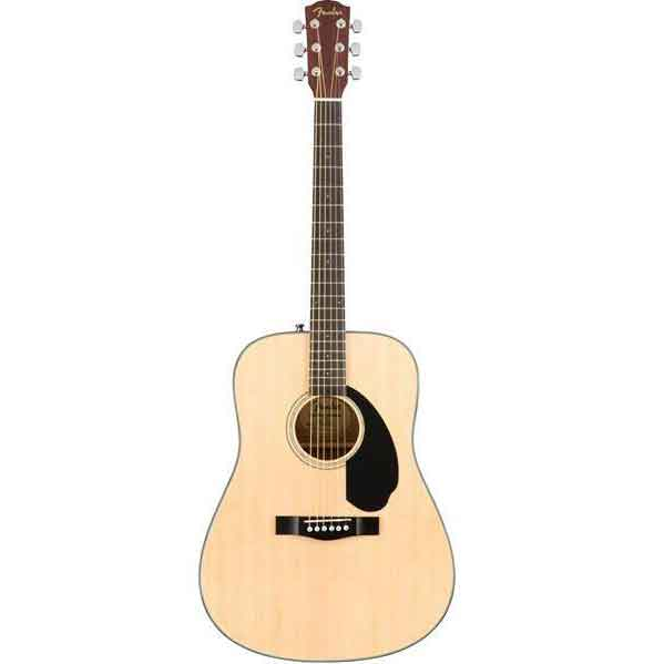 Billede af Fender CD-60S NAT western-guitar natur