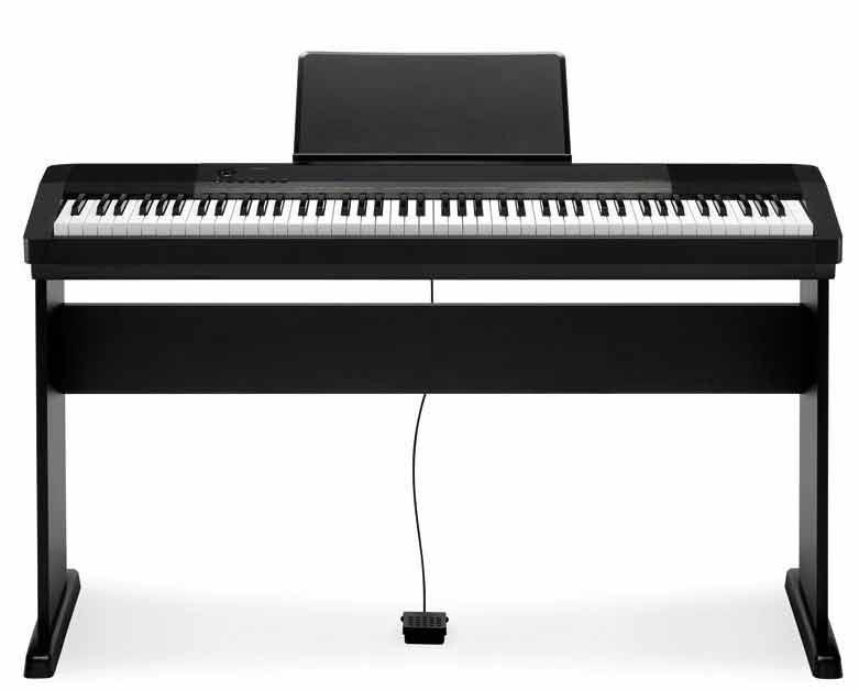 Casio CDP-130 el-klaver med CS-44 P ben