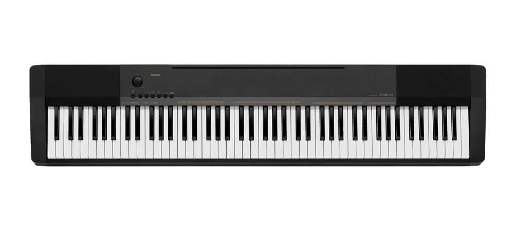 Image of   Casio CDP-130 el-klaver sort