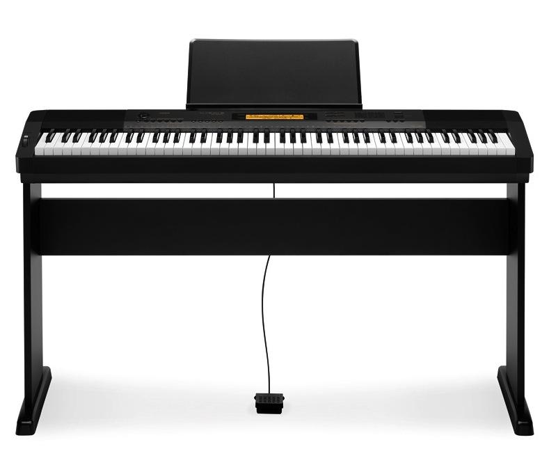 Image of   Casio CDP-230R el-klaver med CS-44 P ben