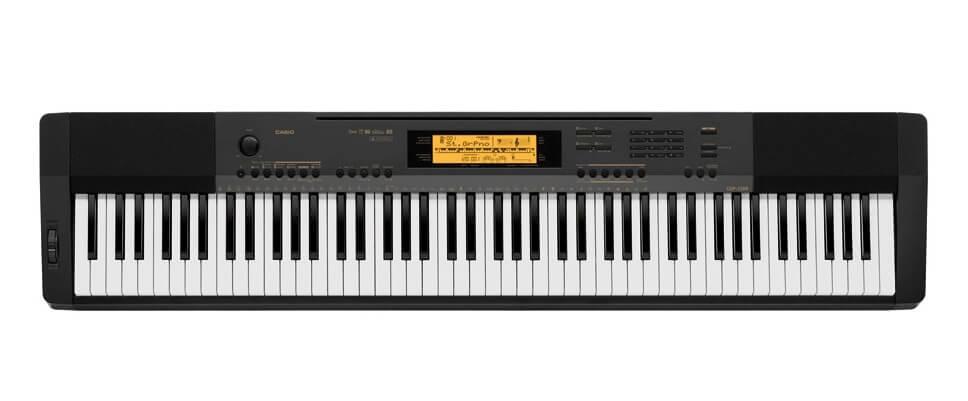Casio CDP-230R el-klaver sort