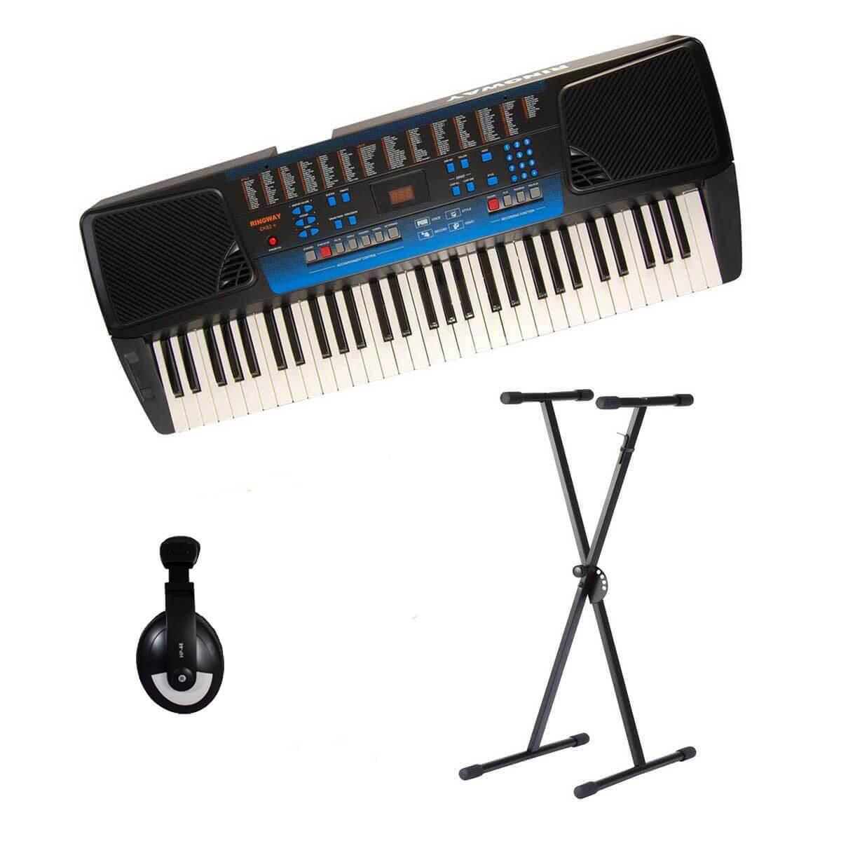 Ringway CK62+ begynder-keyboard PAKKELØSNING