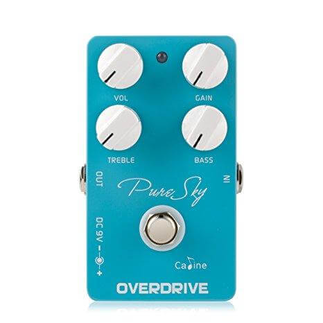 Caline CP-12 Pure Sky Overdrive guitarpedal thumbnail