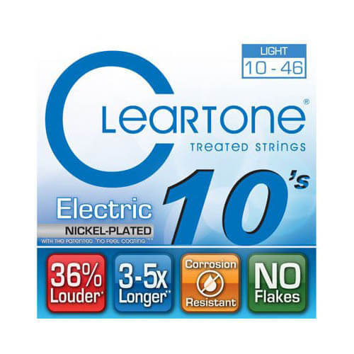 Image of   Cleartone 9410 EMP el-guitar-strenge, 010-046