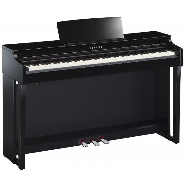 Image of   Yamaha CLP-625 PE el-klaver polished black