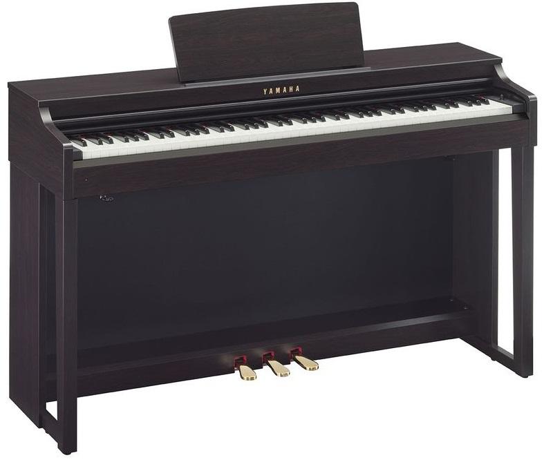 Image of   Yamaha CLP-625 R el-klaver palisander