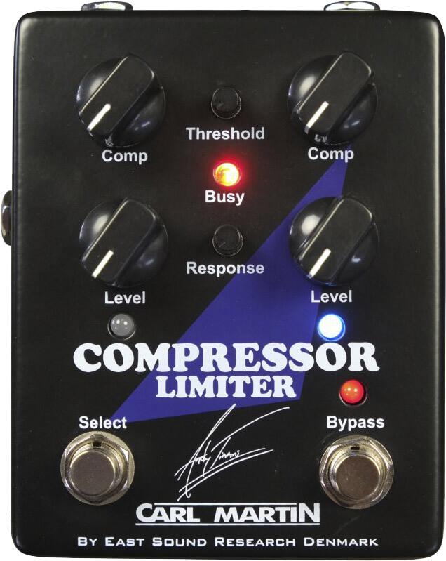 CarlMartin AndyTimmonsCompressor guitarpedal