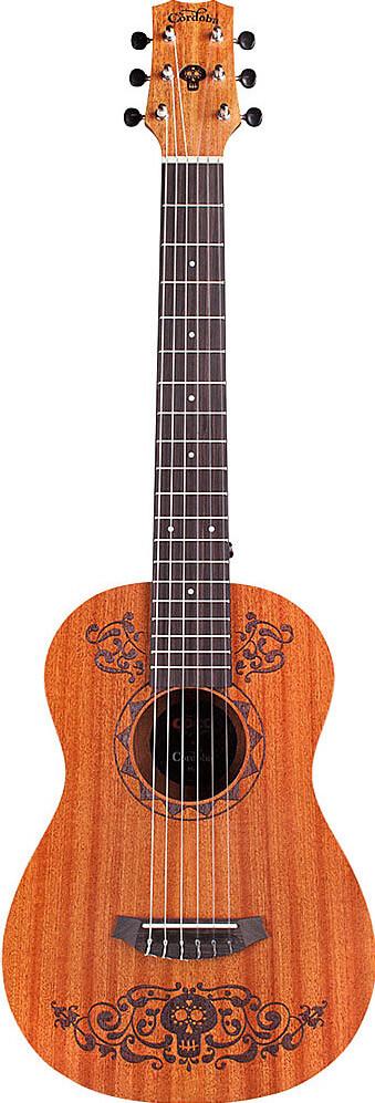 Cordoba Coco Mini Mahogany spansk-guitar