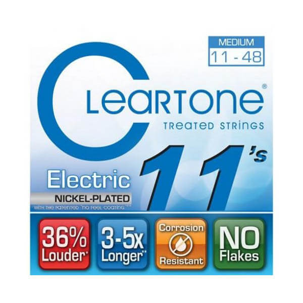 Image of   Cleartone 9411 EMP el-guitar-strenge, 011-048